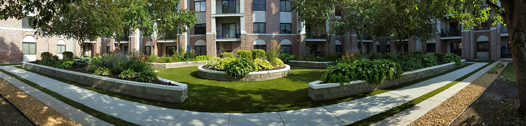 Smart Lawn Example